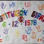 El colegio San José celebra el día de la Constitución