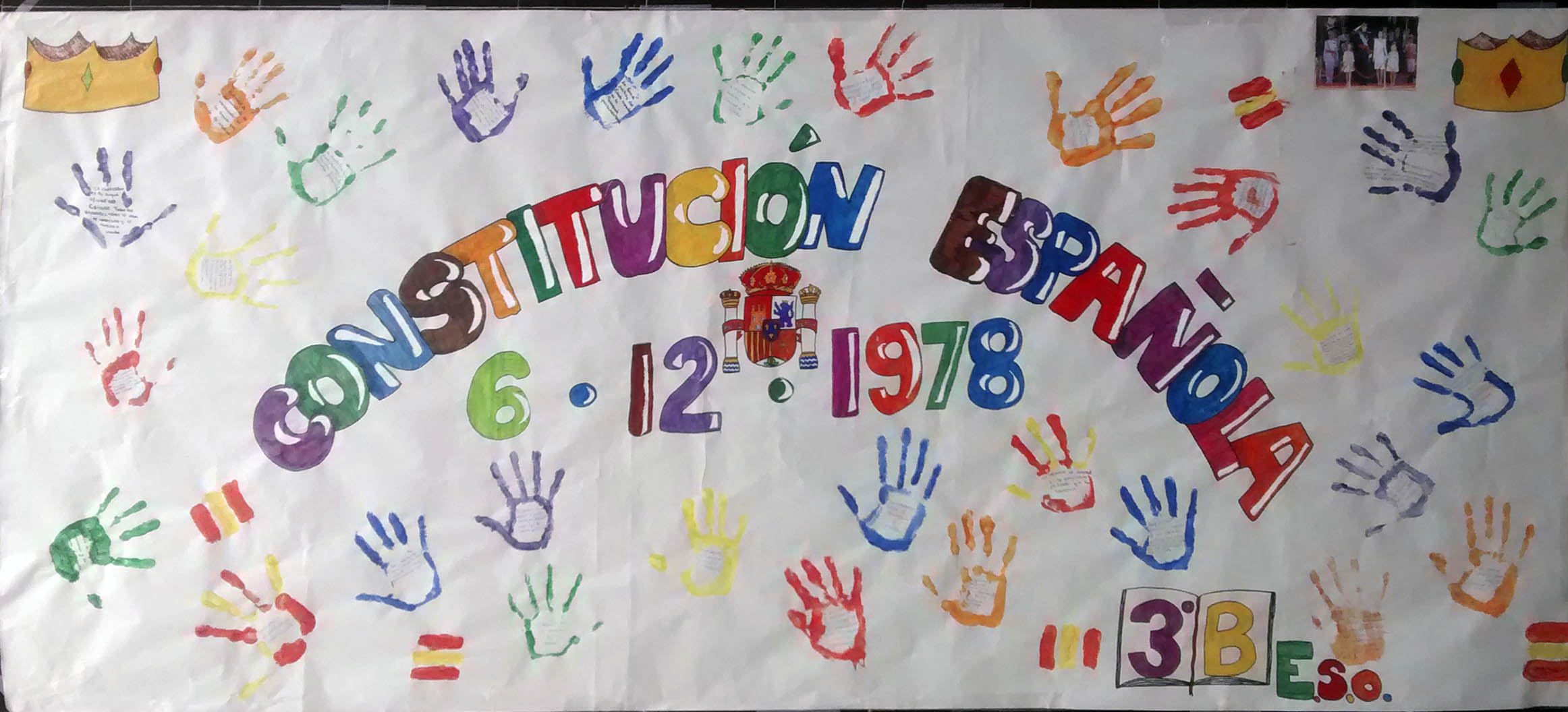 constitucion española colegio san jose espinardo