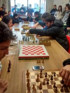 Torneo de Ajedrez Colegio San José
