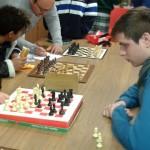 Primera ronda del Torneo de Ajedrez: más que un juego