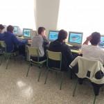 Alumnos de primer curso de diversificación se inician en el diseño en 3D