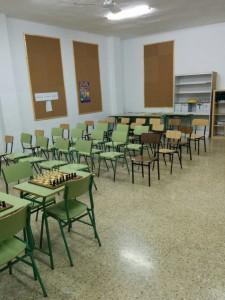 aula primero bachiller