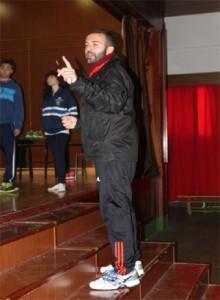 D. Angel Fernández - Profesor de Educación Fisica