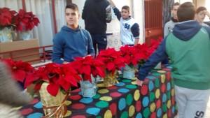 Desarrollo de la actividad de autofinanciación en Navidad