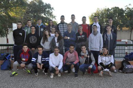Foto de grupo cooperativa escolar