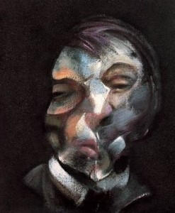 Autorretrato de Francis Bacon (1971)