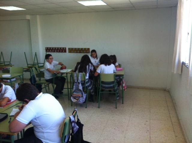 concurso matemático 1º ESO A Colegio San José Espinardo 5
