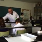 Prácticas en el laboratorio: con el corazón en la mano