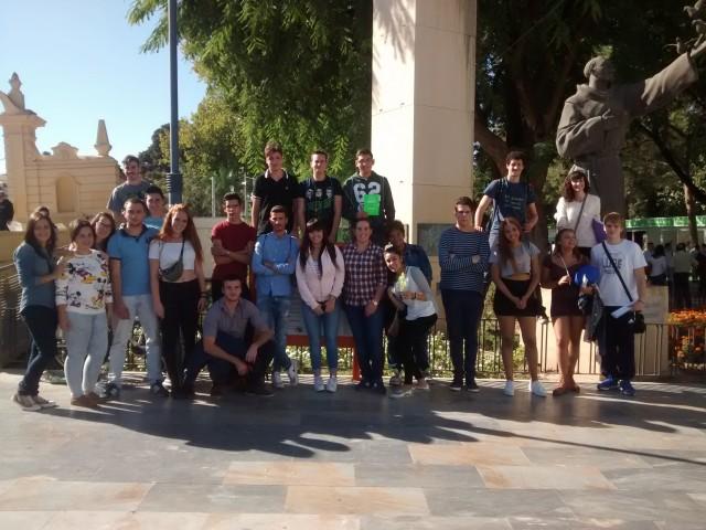 Colegio San José - bachillerato - Visita a SeCyT15