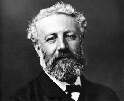 Julio Verne. Nadar [Public domain]