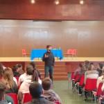 El Proyecto 'Escuela Amiga' de Jesús Abandonado vino al Colegio San José