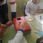 Diseñando Cajas TEACCH para sus compañeros