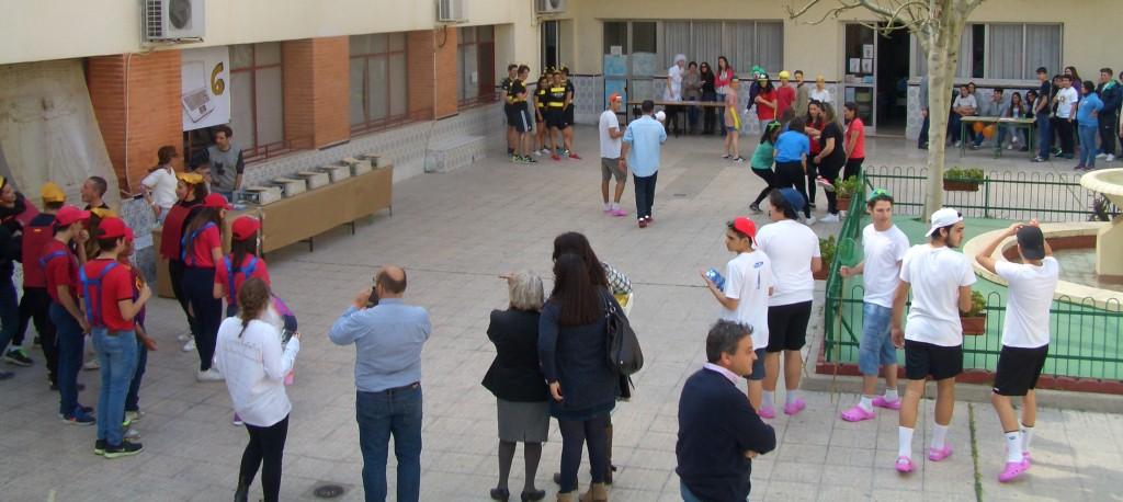 Gymkana Colegio San José - Espinardo