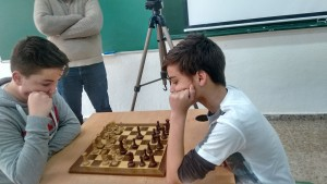 II Torneo Ajedrez Colegio San José