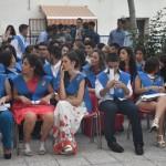 Graduación de los alumnos de 4º de ESO (Promoción 2012-2016)