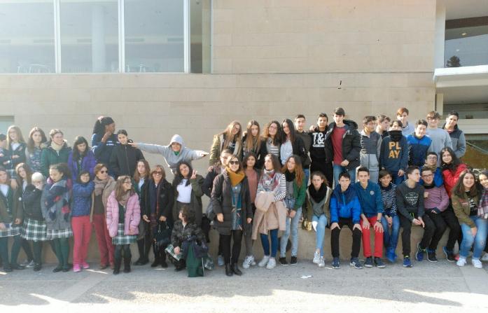 colegio san jose - Teatro - Cyrano de Bergerac