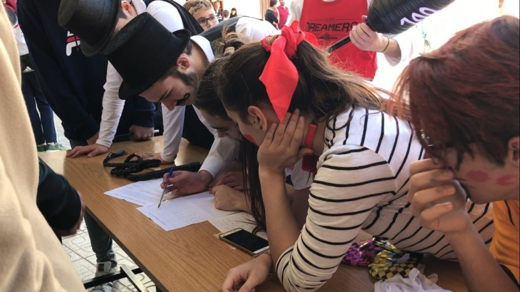 yincana colegio san jose 2017