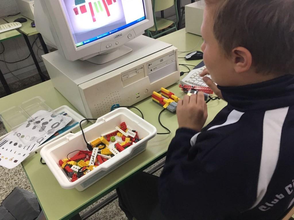 robotica colegio san jose 2