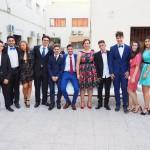 Graduación de 2º Bachillerato (Promoción 2015-2017)