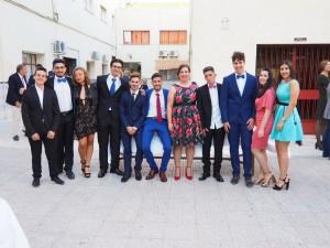 promoción 2015-2017 colegio san jose