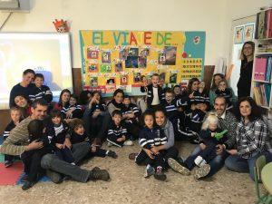 Foto mamis y papis colegio san jose - 4 años - curso 2017-2018