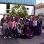 Los alumnos de 4º ESO visitan La Contraparada