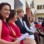 Graduación de 2º de Bachillerato (Promoción 2014-2016)